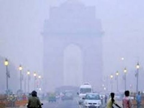 Delhi Cold Wave Escalates with Minimal Air Quality