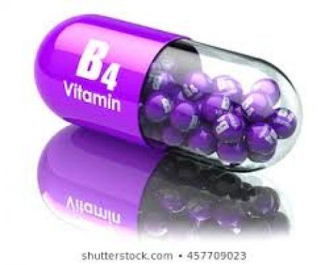 Vitamin B4 Removed