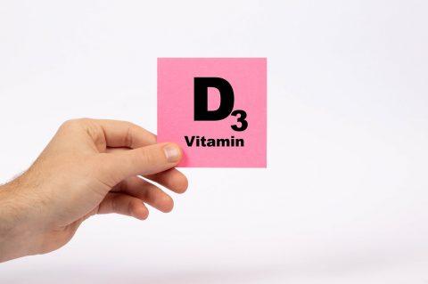 Vitamin D3 The Sunshine Vitamin