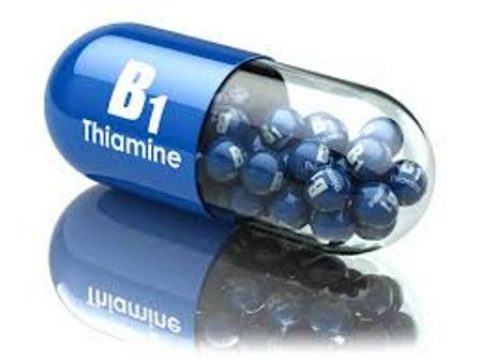 Vitamin B1 Deficiency