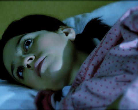 Blue Lights disrupt sleep