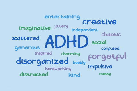 ATTENTION DEFICIT HYPERACTIVITY DISORDERS